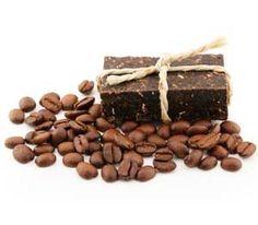Coffee melt & pour soap