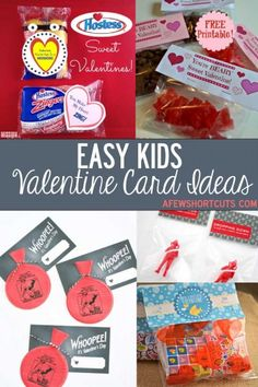 Easy Kids Valentine