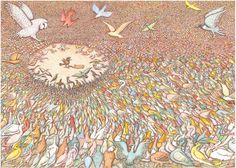 The Conference of the Birds - Peter Sis