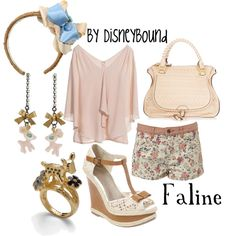Faline, created by lalakay.polyvore.com