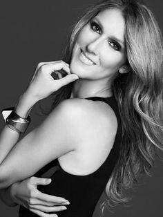 "Celine Dion - Promotion photo - brand new album ""Loved me back to life"""