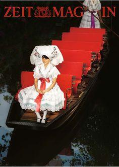Germany; costume from spreewald #Spreewald