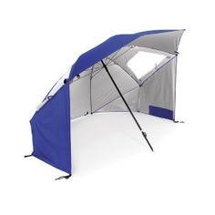 #9: Super Brella Beach Umbrella.