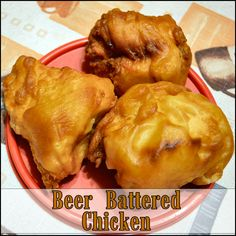 Beer Battered Chicken - perfect recipe for battering chicken breasts. We use Bud Light Lime for an extra kick. #MyAllrecipes
