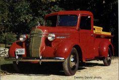 1937 Mack Pickup Truck