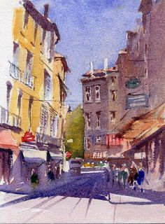French street by Andy Shore
