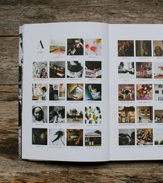 Pages from the launch issue of Alphabet Family Journal.