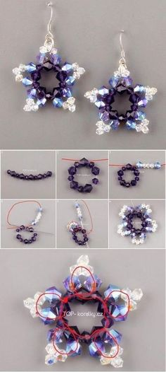 DIY Beads Star DIY Projects.