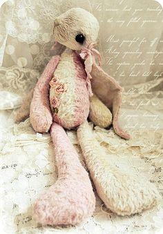 handmad doll, bear
