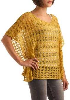 MOD CLOTH // Pineapple Party Top $42.99