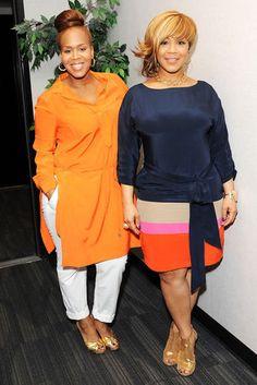 Mary Mary  Tina and Erica Campbell