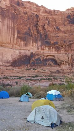 Camped out in Moab,