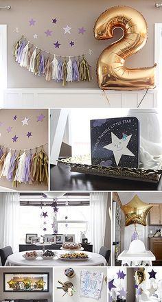 twinkle twinkle little star party by justbellablog