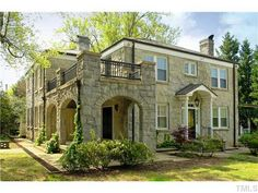 amazing stone exterior in raleigh, nc