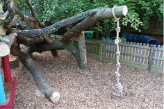 Climbing rope climb tree, rope playground, rope climb playground, play space, climb rope, kid