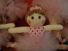 Boneca Bailarina!