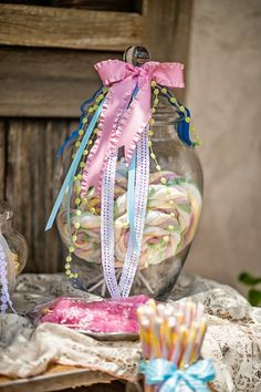 Dreamy boho chic baby shower  |  The Frosted Petticoat