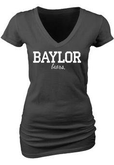 #Baylor University Women's T-Shirt