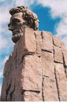 Lincoln Hwy between Cheyenne  & Laramie, Wyoming