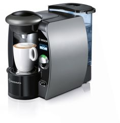 Tassimo replaced my disappointing Keurig...  and I love it!