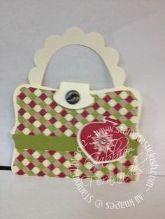 christma stampin, christma idea, gift cards, christmas gifts