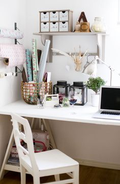 lovely workspace