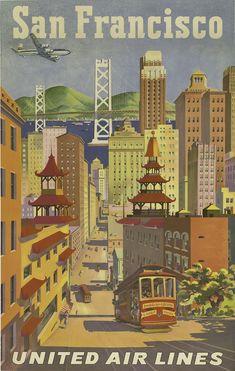Vintage San Francisco #travel