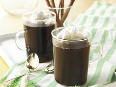 Spiced Dessert Coffee recipe