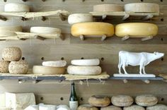 A Bit of Country in the City: La Fromagerie in London