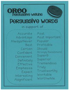 powerful essay words