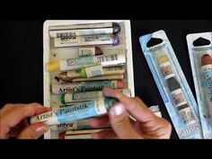 ▶ Shiva (Oil) Paintstiks- an Overview - YouTube