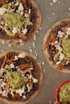 Tlayuda (Mexican Pizza)