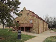 Potawatomie Baptist Manual Labor Training School, KS