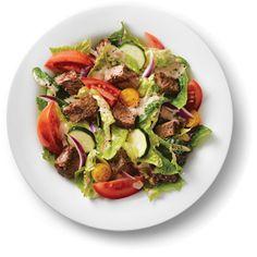 Kraft Anything Dressing : Summer Steak Salad