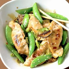 Crown Recipes: Chicken Pot Stickers