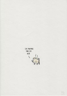 Pun Intended: Hilariously Cute Minimalist Illustrations by Jaco Haasbroek