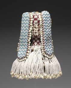 Hat, possibly early 1900's. Central Africa, Democratic Republic of the Congo, Kuba.