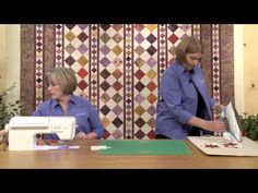 Sew Easy Lesson: Piecing Set-In Seams