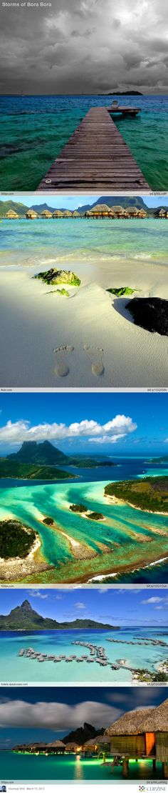 Bora Bora is waiting for Me...