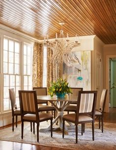 Carter | Gray Walker Interiors #interiordesign #homedecor #diningroom #chairs #table #decorating