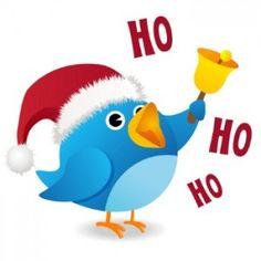 christmasontwittercom domain, twitter bird, christmas holidays, social media, media christma, holiday sale, blog, medium, the holiday