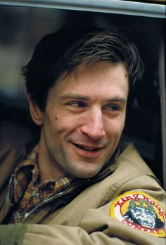 Robert De Niro. Taxi Driver.
