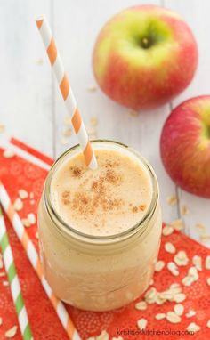 Pumpkin-Apple Breakf
