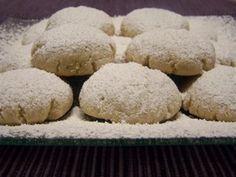 Biscuits grecs de Noël