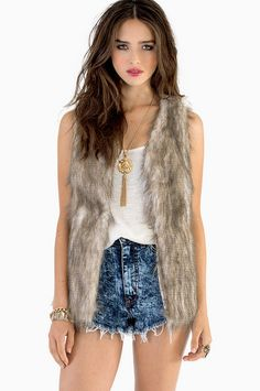 Fur Ever My Very Vest