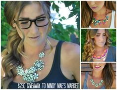 #giveaway from Mindy Mae's Market