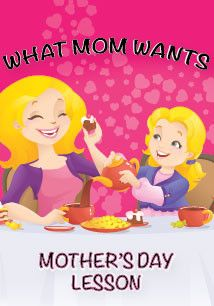 Mother's Day Children's Ministry Lesson