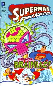J GRA DC. Brainiac arrives in Metropolis with the intention of shrinking the city with his shrinking ray, and he has managed to find the Fortress of Solitude.