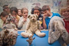 Winnie-the-Pooh and Friends: The Original Toys | The New York Public Library