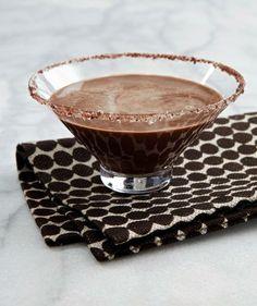 Chocolate Malted Martini recipe